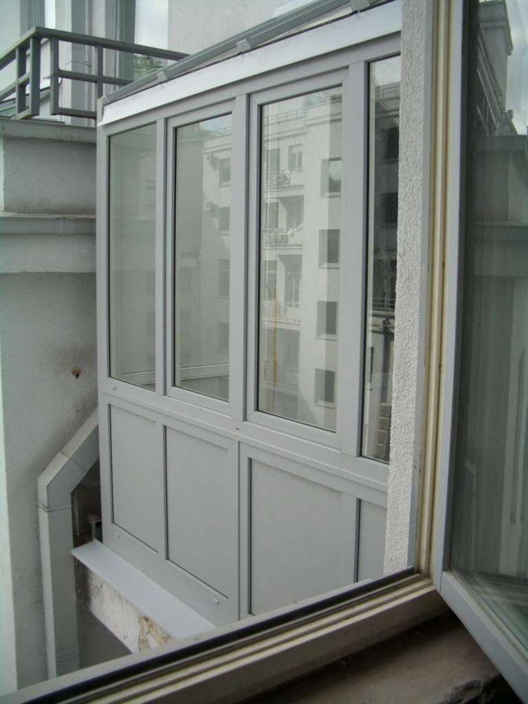 Какие пластиковые окна лучше ставить на балкон или лоджию - .